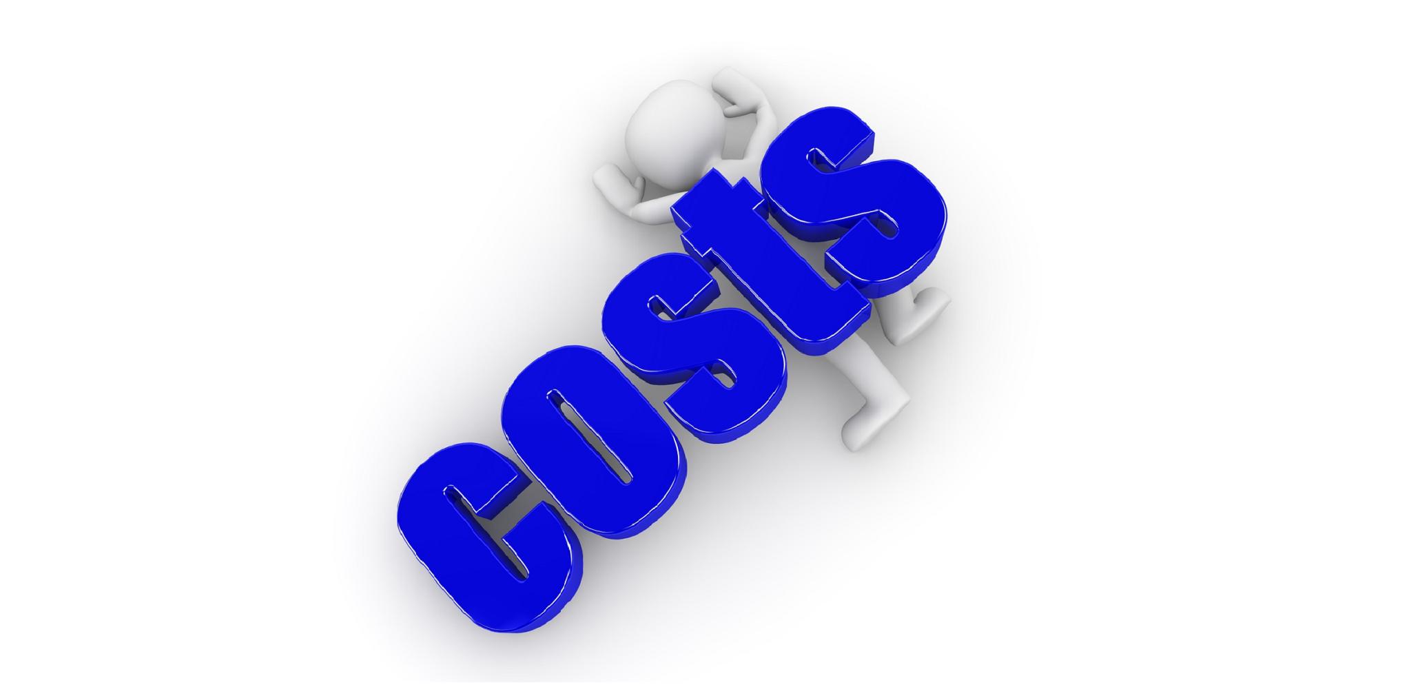 原価や経費
