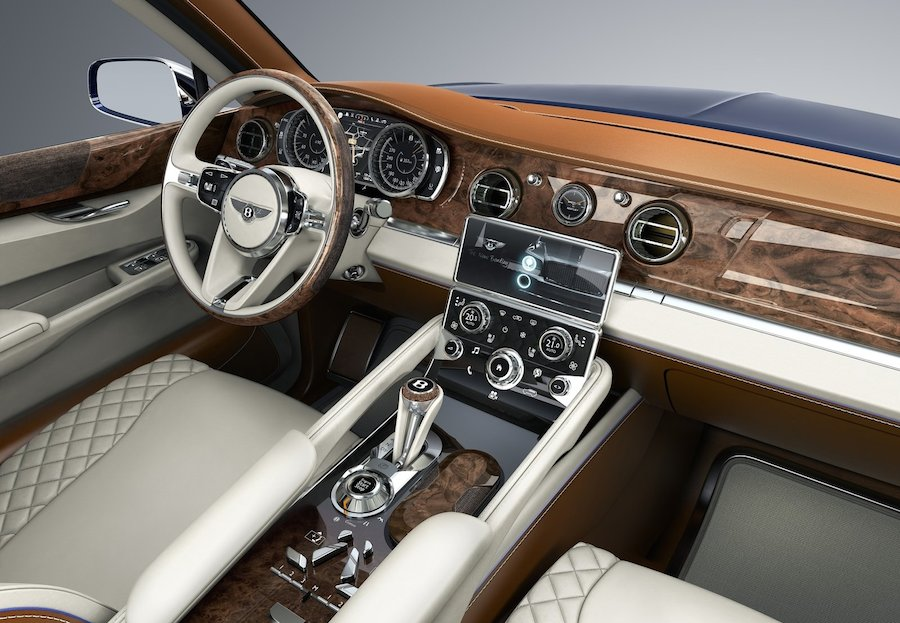 Bentleyと暗号資産